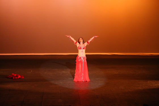 Belly Dance and Posture