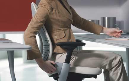 Woman-Adjusting-Chair._V393907590_